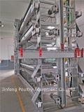 H печатает рамке автоматическое оборудование на машинке батареи слоя для фермы птиц цыпленка