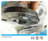 Bride filetée duplex superbe d'acier inoxydable d'A182 F53 150# rf