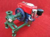 Bomba de água Diesel portátil pequena com aparência da beleza 3 polegadas