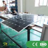 Comitato solare flessibile 180W di Sunpower di alta efficienza con la scatola di giunzione Mc4