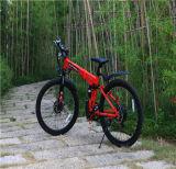 Form-elektrisches Fahrrad-elektrisches Gebirgsfahrrad