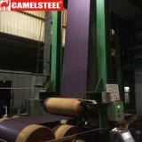 Alta qualidade/bobinas revestidas cor Prepainted enrugamento aço de Matt/laminadas