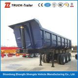 반 중국 실린더 끝 팁 주는 사람 덤프 트럭 트레일러