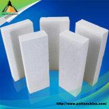 Cartone di fibra di ceramica del silicone dell'allumina di resistenza al fuoco