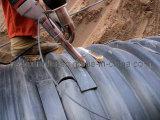 HDPEの管修理手の押出機銃