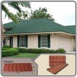 Tipo classico mattonelle di Soncap della fabbrica di tetto rivestite del metallo della pietra