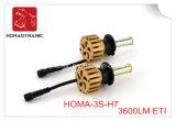 para o farol principal 3600lm do diodo emissor de luz do bulbo do carro do diodo emissor de luz da lâmpada H7 de Toyota Innova 24 meses de garantia