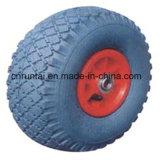 Una rotella di gomma pneumatica durevole vendibile da 10 pollici