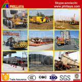 Hydraulischer modularer halb Hochleistungsschlußteil/Hochleistungsgeräten-Schlussteil