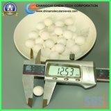 99.5% sfere di ceramica di grande purezza dell'allumina per la base del catalizzatore