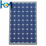 Iron basso Arc Temper Solar Glass con Solar Cell Module