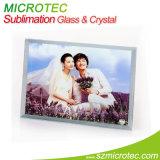 '' armature en verre latérale du miroir 8