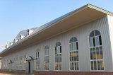 高品質の耐久の軽い鉄骨構造の倉庫か研修会