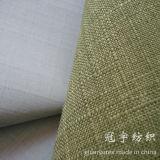模造ホーム織物のソファーの麻布ファブリック
