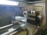 Peças de giro do torno de bronze do bom CNC da rigidez e da estabilidade para o aço Ck6150t