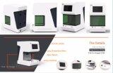 金属、腕時計、カメラ、自動車部品、バックルのための20Wファイバーレーザーのマーキング機械