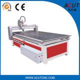 De houten Werkende CNC Machine van de Router van de Gravure met de Lijst van het Aluminium
