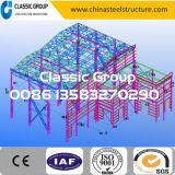 Magazzino diretto della struttura d'acciaio dell'alta fabbrica poco costosa di Qualtity con il disegno