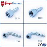 Montaggio di tubo flessibile idraulico della fabbrica idraulica rapida del connettore dell'acciaio inossidabile