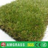 Relvado artificial direto da fábrica, tapete artificial da grama, relvado sintético