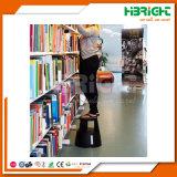 Пластичный трап табуретки шага миниый пластичный для супермаркета