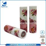 un large choix de couleurs et de cadre de papier cosmétique de tube de modèles