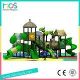 Campo da giuoco dei bambini di stile della foresta di spazio all'aperto per il banco