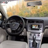 VW 골프 7을%s 차 인조 인간 자동 영상 공용영역