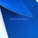 Transportband van pvc van China de Ruwe Hoogste Blauwe Met Beste Prijs