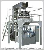 粒子の固体ジュースの粉のためのメーターで計る機械包装(スケールと)