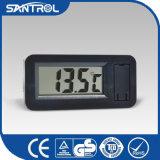 Thermomètre numérique solaire de petit panneau