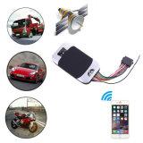 Отслежыватель аварийной системы Tk303f автомобиля GSM GPS водоустойчивый с датчиком топлива