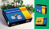 ビデオプレーバック7inchプラスチック小型LCDデジタルフレーム