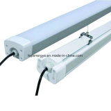 전등 설비 5개 피트 50W 130lm/W IP66 Linkable LED 세 배 증거