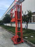 подборщик заказа высоты 27m подъема 300kg с сертификатом Ce