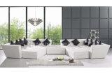 Base secional do sofá da forma da mobília grande U da HOME do tamanho