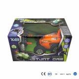 Rotatie van Rotatie 5 van 360 Graad de Auto van de Stunt RC van Rondes (27/49MHz)