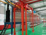 Chaîne de production de peinture de jet de poudre de polyester
