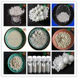 Media stridente di ceramica stabilizzato Yttria dell'ossido di zirconio di Stablized della sfera/ittrio di Zirconia della sfera di Zirconia