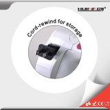 熱い布のための電気再充電可能なコードレス蒸気鉄