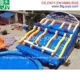 Heißer Verkaufs-aufblasbares Wasser-Plättchen mit Pool