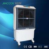 Instalação de ventilação com economia de energia Refrigerador de ar móvel
