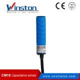 M12 M18 M30 Comutador de sensor de proximidade capacitivo com CE (série CM)