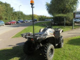 警察用車両のためのMaxtreeのストロボ標識の警報灯