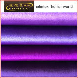 Tessuto 100% del velluto del poliestere per il sofà/tenda EDM-F16g10