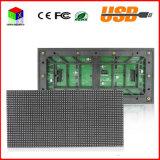 Placa de painel ao ar livre do diodo emissor de luz RGB do pixel 64*32 do módulo 320*160mm do diodo emissor de luz da cor cheia de P5 SMD2727