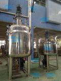 Edelstahl-mischende Becken-flüssige Seifen-Herstellung-Maschine