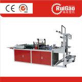 Machine de fabrication de sac d'étanchéité côté qualité
