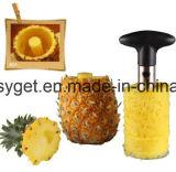 Ананас Peeler нержавеющей стали, ананас Corer, Slicer ананаса - все в одном устройстве Esg10153 кухни