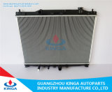 Radiador de aluminio del coche para OEM 19010-55m-H51 de la ciudad 2015 CVT de Honda
